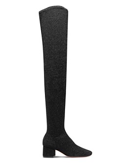 kate spade new york - Women's London Lurex Over-the-Knee Boots