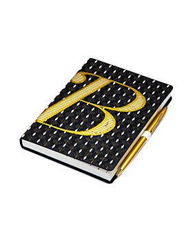 Anthropologie Home - Monogram Journal & Pen Set