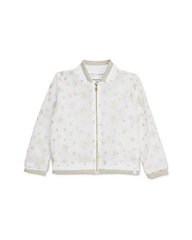 Sovereign Code - Girls' Poppy Star Bomber Jacket - Baby