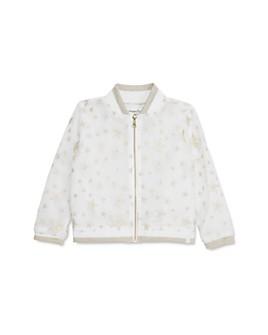 Sovereign Code - Girls' Poppy Star Bomber Jacket - Baby
