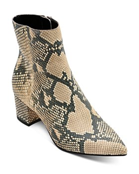 Dolce Vita - Women's Bel Block-Heel Ankle Booties