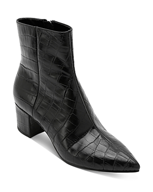 Dolce Vita Boots WOMEN'S BEL BLOCK-HEEL ANKLE BOOTIES