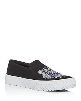 Kenzo - Men's K-Skate Slip-On Sneakers