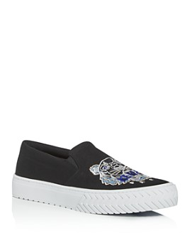 Kenzo - Men's K-Skate Slip-On Sneakers
