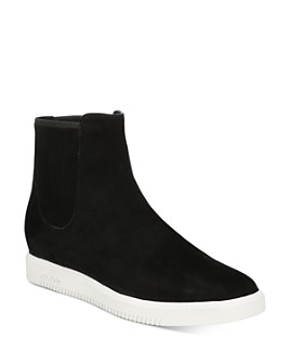 Vince - Women's Ilona Pull-On High-Top Sneakers