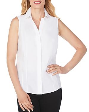 Taylor Sleeveless Non-Iron Stretch Shirt