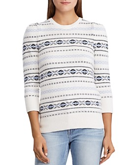 Ralph Lauren - Fair Isle Sweater