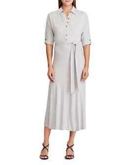 Ralph Lauren - Jersey Shirt Dress