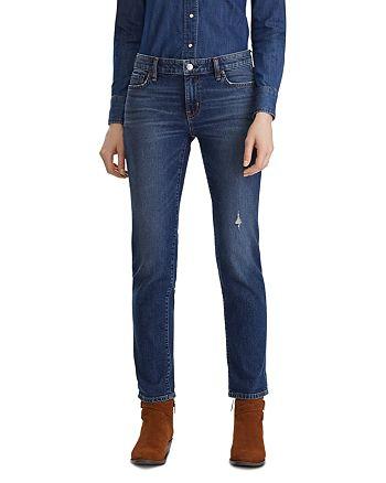 Ralph Lauren - Estate Jeans in Dark Abraded