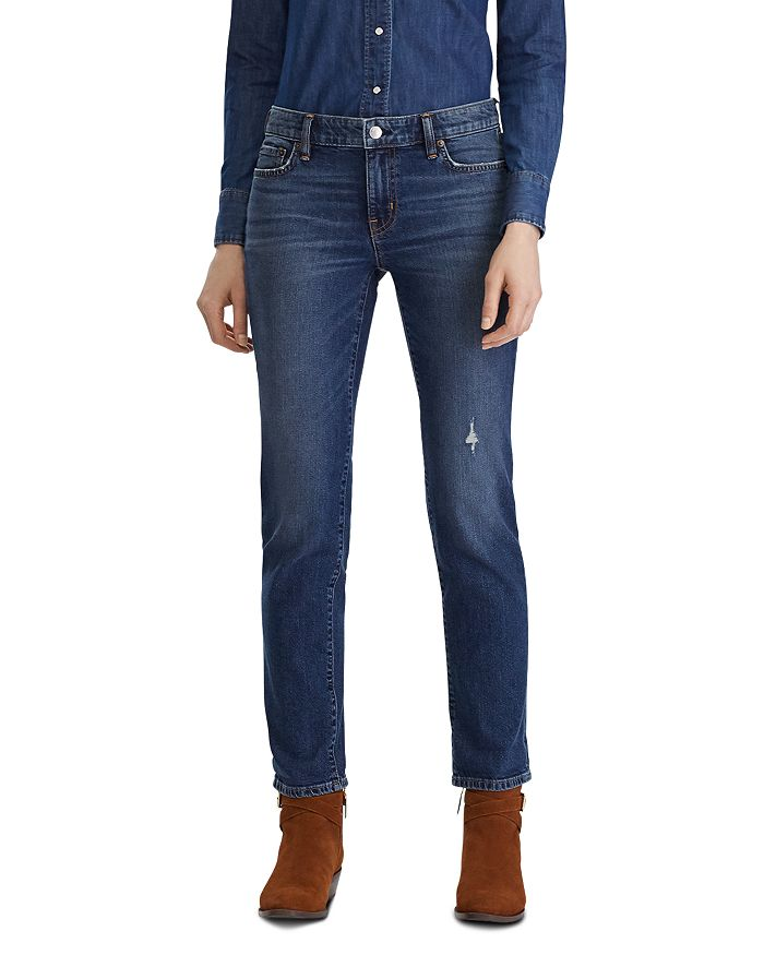 Ralph Lauren - Estate Jeans in Dark Abraded