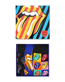 Happy Socks - Rolling Stones Gift Box - Pack of 3