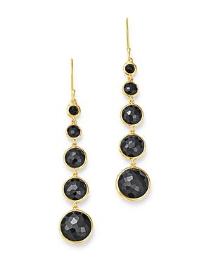 Ippolita 18K Yellow Gold Lollipop Lollitini Onyx Drop Earrings