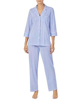 Ralph Lauren - Long Pajama Set