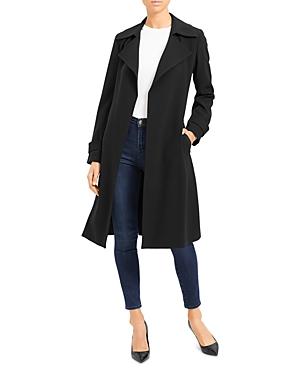 Theory Oaklane Belted Wrap Coat-Women