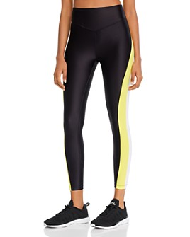 ALALA - Bolt Color-Block Leggings