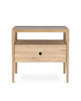 Ethnicraft - Spindle Bedside Table