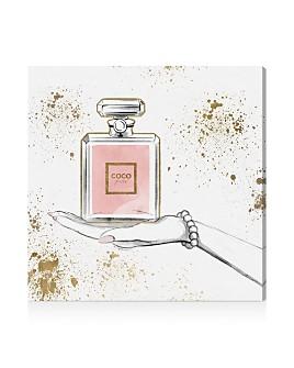 Oliver Gal - Soft Blush Perfume Wall Art