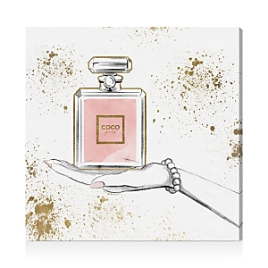 Oliver Gal Soft Blush Perfume Wall Art, 16 x 16