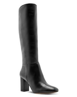 SCHUTZ - Women's Bonita Block High-Heel Boots