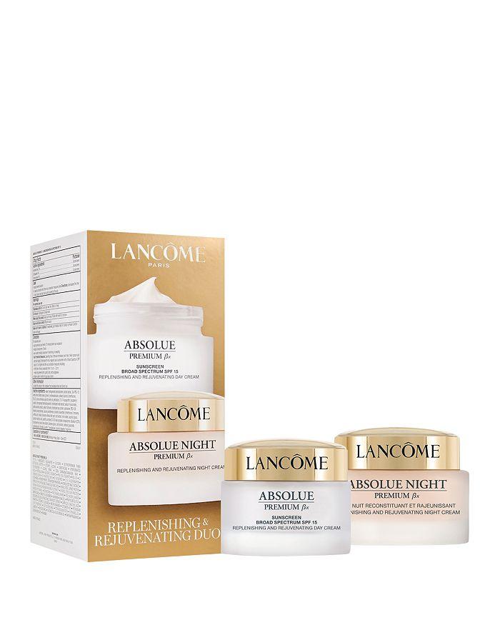 Lancôme ABSOLUE PREMIUM X REPLENISHING & REJUVENATING DUO ($380 VALUE)