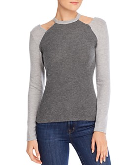 Red Haute - Brushed Top with Cutouts