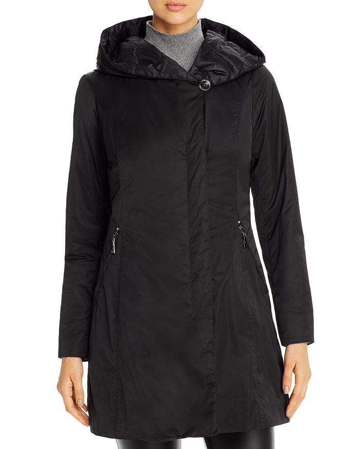 T Tahari - Asymmetric Raincoat