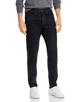 rag & bone - Fit 1 Skinny Fit Jeans in Reckless Night