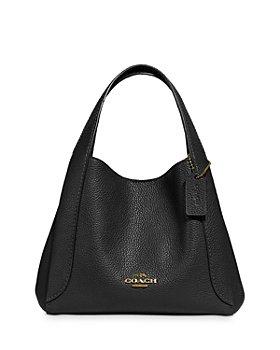 COACH - Hadley 21 Leather Hobo