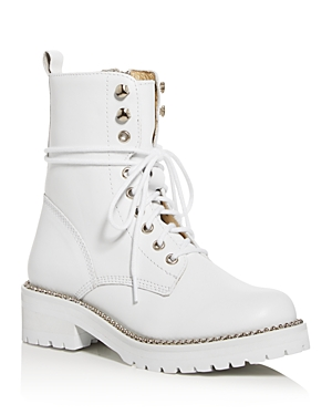 Aqua Women's Jax Combat Boots - 100% Exclusive