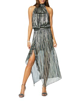 Ramy Brook - Monica Metallic Midi Dress