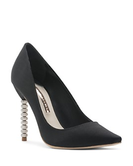 Sophia Webster - Women's Coco Crystal-Embellished Pumps