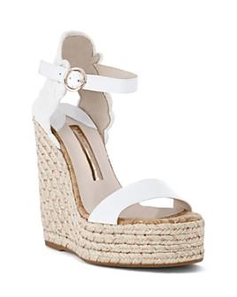 Sophia Webster - Women's Cassia Espadrille Platform Sandals