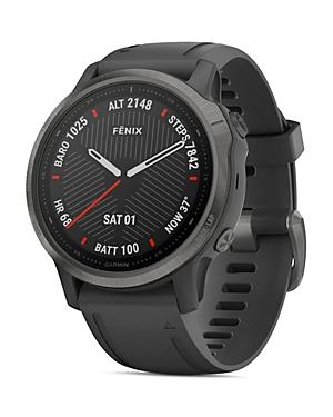 Fenix 6S Silicone Strap Smartwatch