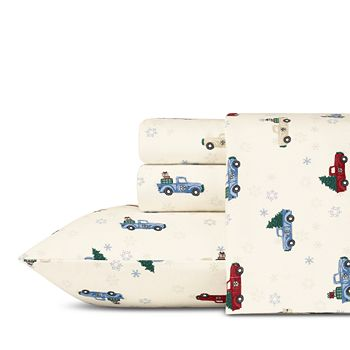 Eddie Bauer Home - Winter Outing Flannel Sheet Set, Full