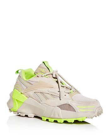Reebok - Women's Aztrec Double Low-Top Sneakers