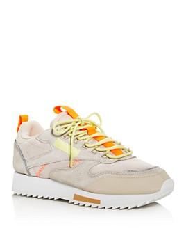 Reebok - Women's Cl Ripple Trail Low-Top Sneakers
