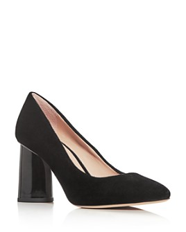 kate spade new york - Women's Sybil Gem Block-Heel Pumps