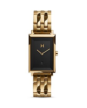 MVMT - Signature Square Mason Watch, 18mm x 24mm