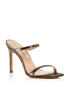 Stuart Weitzman - Women's Aleena High-Heel Strappy Sandals
