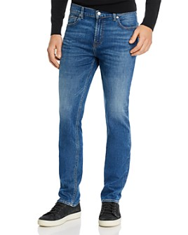 7 For All Mankind - Slim Slimmy Fit Jeans in Bleecker