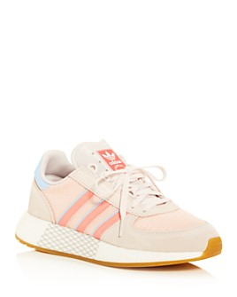 Adidas - Women's Marathon Tech Low-Top Sneakers