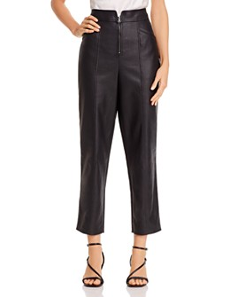 Rebecca Taylor - Vegan Leather Pants