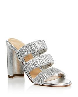 Chloe Gosselin - Women's Delph Block Heel Sandals