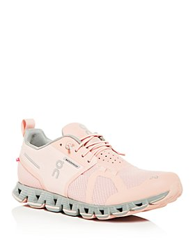 On - Women's Cloud Waterproof Low-Top Sneakers