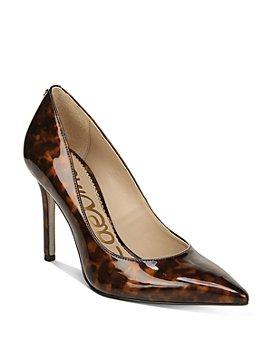 Sam Edelman - Women's Hazel Pointed-Toe Pumps