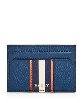 Bally - Bhar Leather Card Case