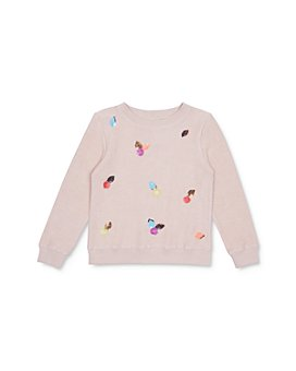 Peek Kids - Girls' Sandy Sequined Sweatshirt - Little Kid, Big Kid