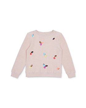 Peek Kids - Girls' Sandy Sequined Sweatshirt - Little Kid, Big Kid