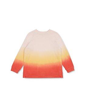 Peek Kids - Girls' Emme Ombré Tunic Sweatshirt - Little Kid, Big Kid