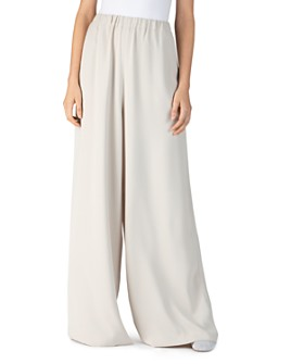 ATM Anthony Thomas Melillo - Wide-Leg Crepe Pants